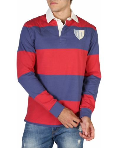 Czerwona koszula Hackett