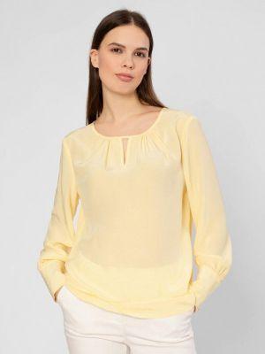 Блузка - желтая Pompa