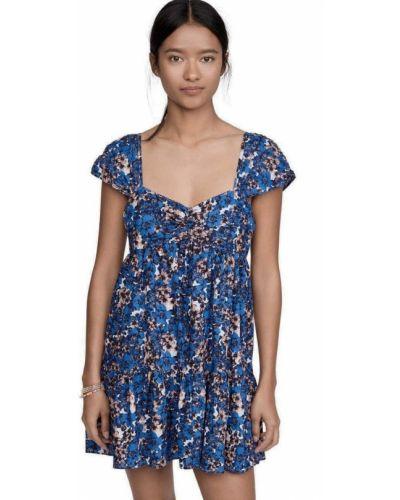 Платье в цветочный принт Free People