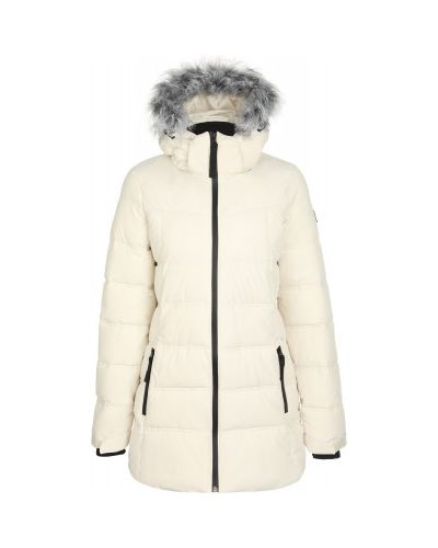 Куртка с капюшоном - бежевая Icepeak