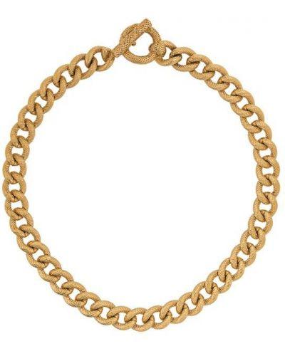 Ожерелье - желтое Christian Dior Pre-owned
