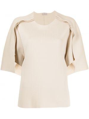 Biała koszulka krótki rękaw Mrz