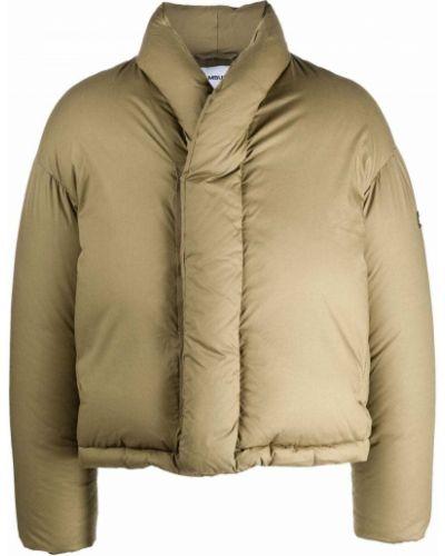 Zielona kurtka bawełniana Ambush