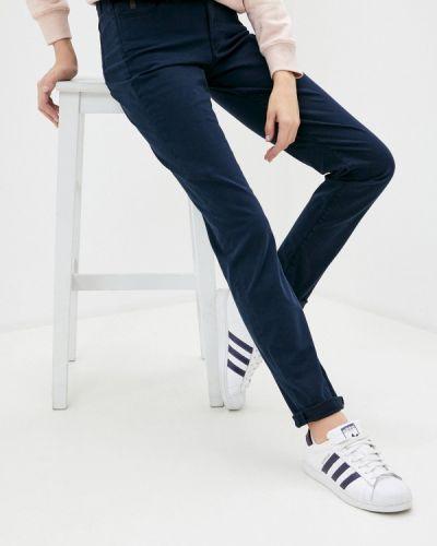 Синие повседневные брюки Rifle