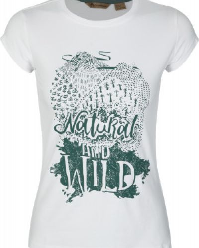 Спортивная футболка белая Outventure