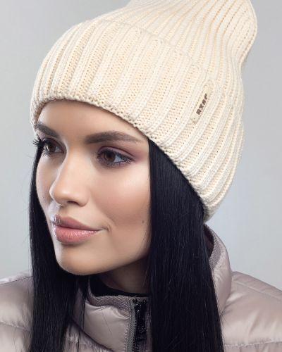 Кашемировая шапка Leks-jolie