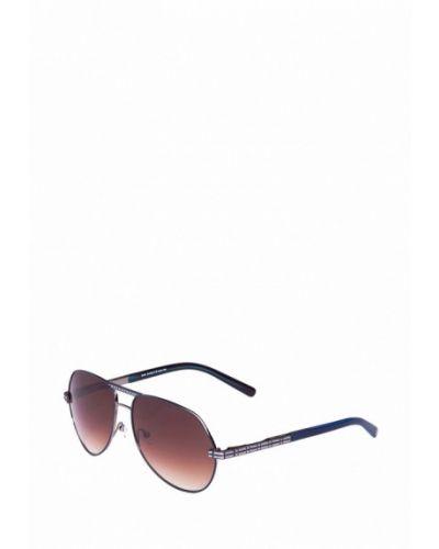 Синие солнцезащитные очки Enni Marco