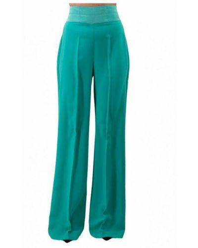 Zielone spodnie Hanita