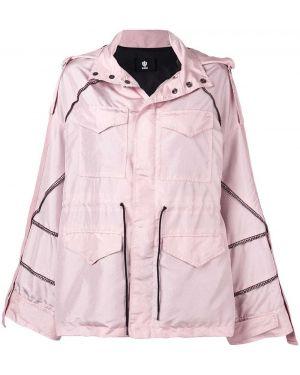 Куртка розовая укороченная As65