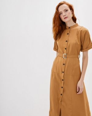 Платье платье-рубашка осеннее With&out