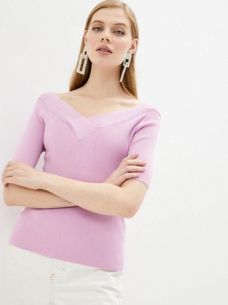 Розовый пуловер Sweewe