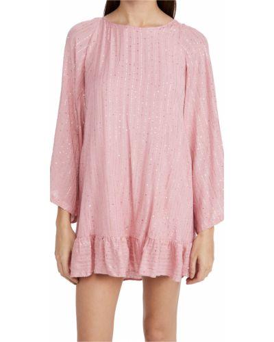Открытое платье макси с открытой спиной из вискозы Sundress