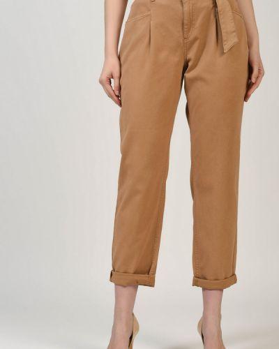 Хлопковые брюки Comma