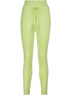 Zielone klasyczne spodnie Live The Process
