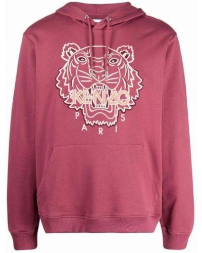 Różowy sweter Kenzo