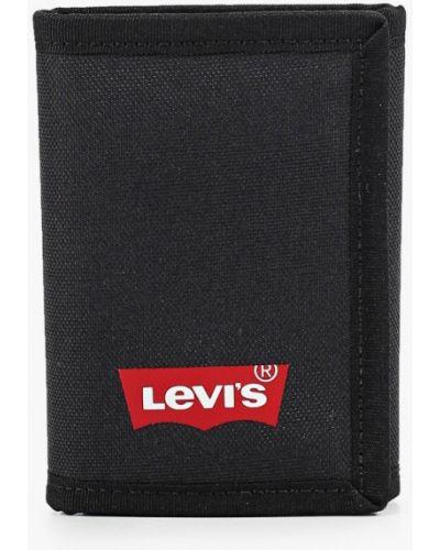 Черный текстильный кошелек Levi's®