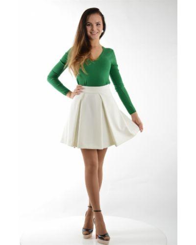Спортивная юбка миди - белая Byblos