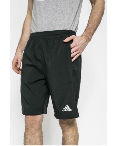 Спортивные шорты свободные прямые Adidas Performance