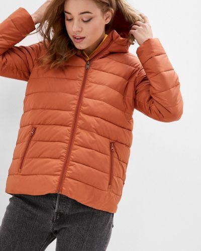 Оранжевая теплая куртка Roxy