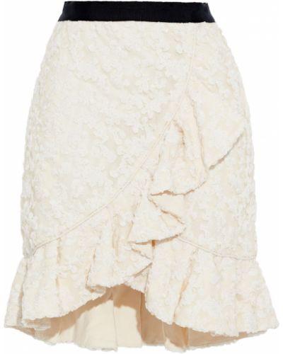 Spódniczka mini tiulowa Self-portrait