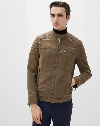 Облегченная коричневая куртка Springfield