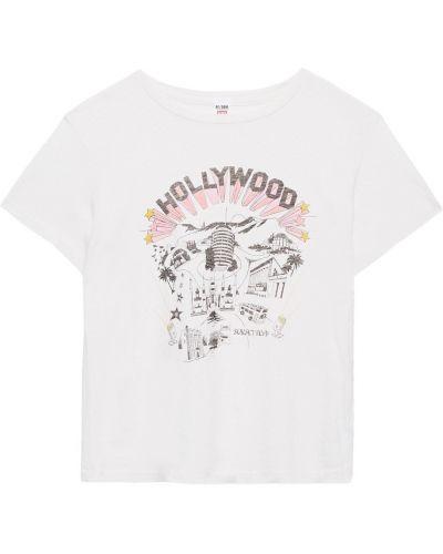 Ватная хлопковая футболка Re/done