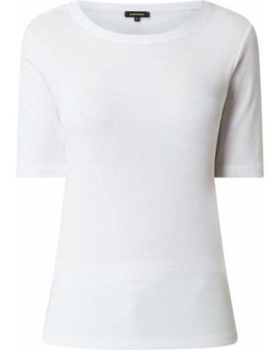 T-shirt bawełniana - biała More & More