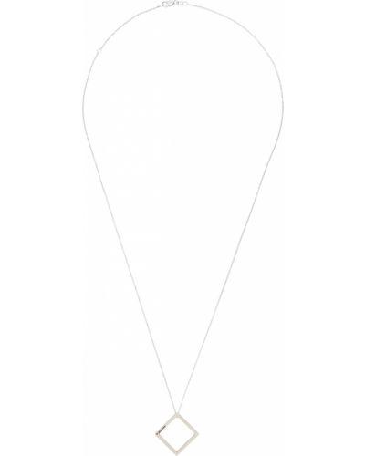 Naszyjnik łańcuch srebrny Le Gramme