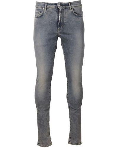Niebieskie mom jeans Represent