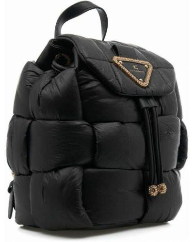 Czarny plecak La Carrie