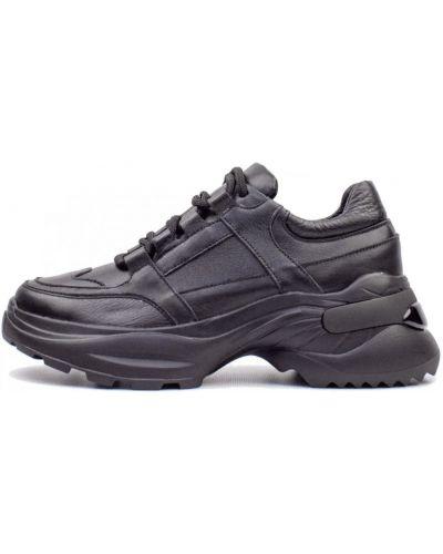 Кроссовки - черные Masheros