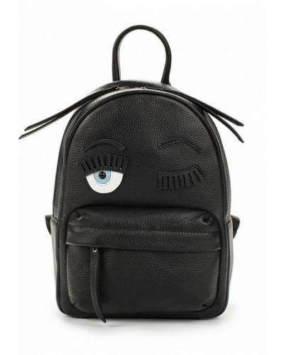 Черный рюкзак Fabretti