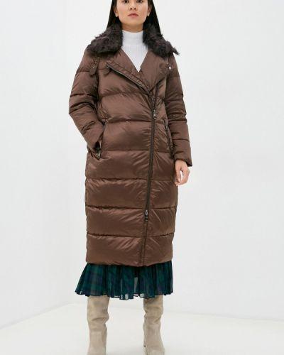 Пуховик - коричневый Conso Wear