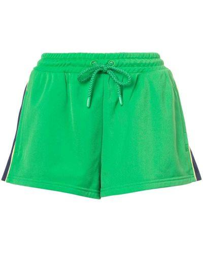Шорты - зеленые Fenty X Puma