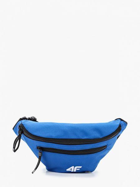 Поясная сумка синий весенний 4f