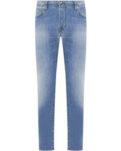 f65bb50cd11 Темно-синие мужские широкие джинсы - купить в интернет-магазине - Shopsy