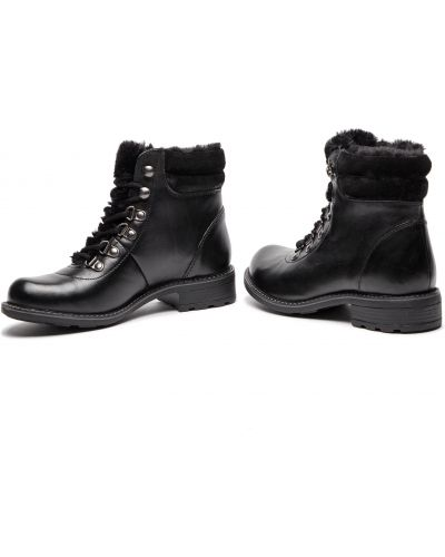 Ботильоны на каблуке - черные Sergio Bardi