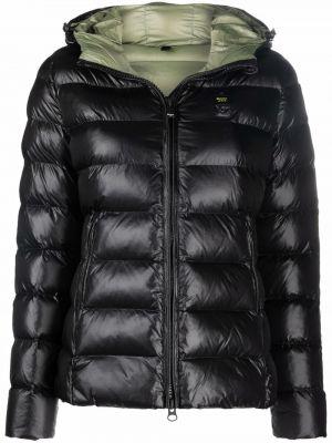 Стеганая куртка - черная Blauer