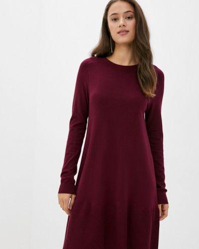 Прямое красное платье Savage