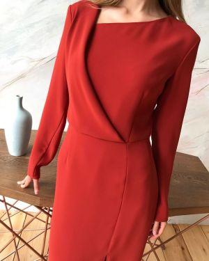 Вечернее платье повседневное классическое Emka