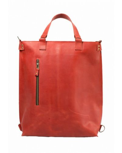 Красный рюкзак Incarne