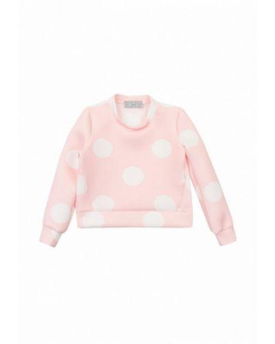 Розовый свитшот Kids Couture