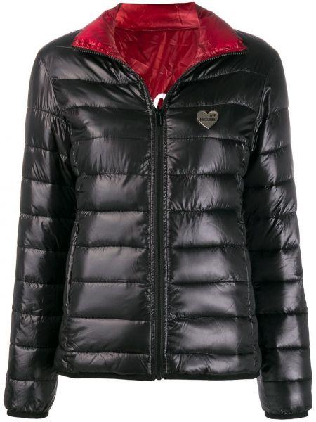Куртка с карманами на молнии Love Moschino