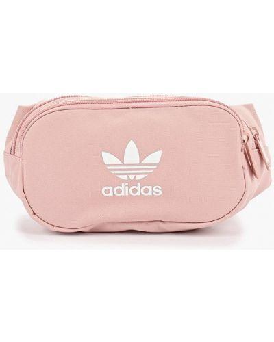 Поясная сумка розовый Adidas Originals