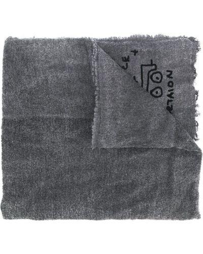 Черный шарф Rundholz Black Label