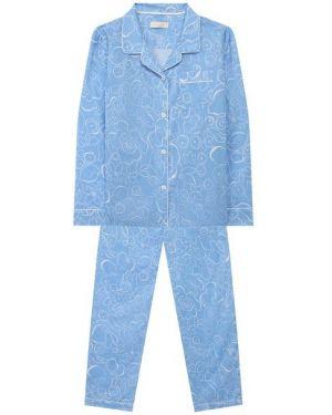 Пижама шелковый Little Yolke