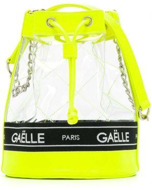 Серебряная сумка на цепочке Gaelle Paris Kids