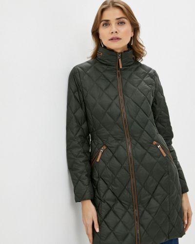 Теплая утепленная куртка хаки Marks & Spencer