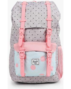 Рюкзак текстильный серый Herschel Supply Co