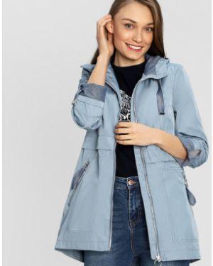 Куртка с капюшоном на резинке на молнии Ostin